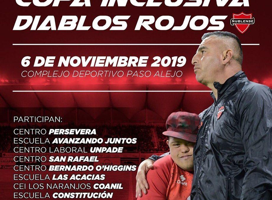 Copa Inclusiva Ñublense 2019